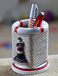 Novidade Farol Pen Container Modern