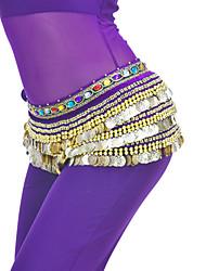 Dancewear Polyester Bauchtanz Gürtel für Damen (weitere Farben)