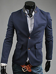 Men'S Korea Style Single Breasted Nylon Suit