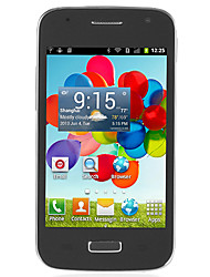 """I9100 4.0 """"pouces Android 4.1 Smart Phone Cell Phone (Dual SIM, Wifi, double caméra)"""