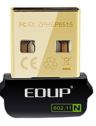 EDUP EP-N8508GS IEEE802.11b/g/n 150Mbps Wireless Network Adapter USB Dongle