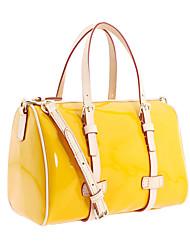 Couleur jaune sucrerie d'épaule d'emballage de sac de Maxhope femmes