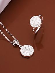 chapado en plata dulce de cobre (collares y anillos)