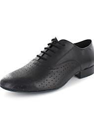 Men's PU Breathable Modern/Latin Ballroom Dance Shoes