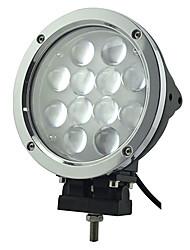45W 9LED Driving Fog Work light Spot Beam for TruckJeepATV