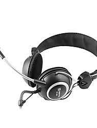 SENICC ST-818 Over-Ear Headphone woth Mic e remoto per PC / iPhone / Samsung / HTC