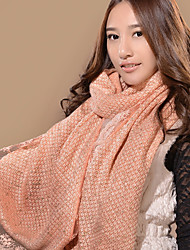 Xiaerbeiluo Lace Long Scarf(Pink)