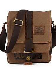 New Vintage Men Women Canvas Messenger Shoulder Bag School Bag