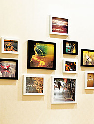 Romanzo di Miss Tema Frame Collection Photo Wall - Set di 10
