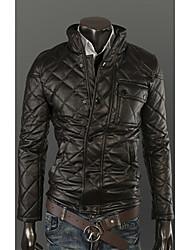 Мужская Толстая шерстяное пальто