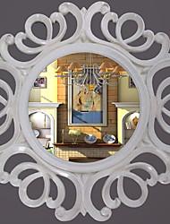 """24.75 """"H Современный стиль Ретро настенное зеркало"""