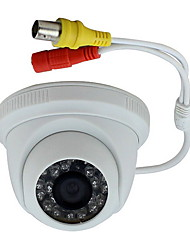 700TVL 1/4 CMOS IR-CUT(Day and night switching function) CCTV IR Dome camera HD YS-8813CC