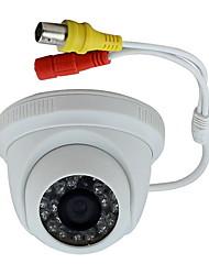 700TVL 1/4 CMOS-IR-Cut (Tag und Nacht Schaltfunktion) CCTV-IR-Dome-Kamera hd ys-8813cc