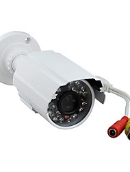 700TVL 1/4 CMOS IR-CUT(Day and night switching function) cctv Outdoor waterproof infrared camera YS-6624CC