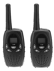 5 km Pair Twin 2 voies 2 Two-Way Radio talkie-walkie radio bidirectionnelle T-628 Set