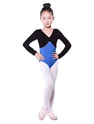 Dancewear Lycra & Pleuche Ballroom Dance Outfits für Kids