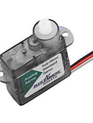BlueArrow S04310 4.3g Mini Servo analogique