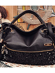 Lady's Fashion Sequin Decorated Tote