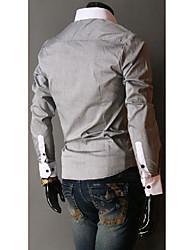 Camiseta clásica vendedora caliente de manga larga para Hombres
