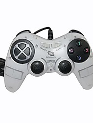 BZDC-890 USB 2.0 Wired Vibration Game Controller