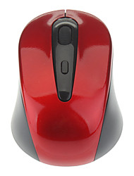 Portable 2.4G Wireless High-frequency Mouse Black