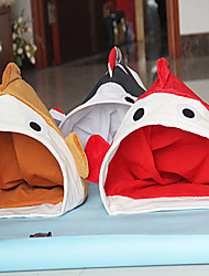 Ocean Fish Style Cutie Kitty Sleeping Bag Bed for Pets Dogs (Assorted Colors)