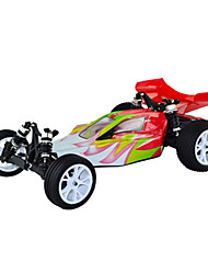 1/10 Scale 2WD elétrica sem escova RC Buggy (Red & White)