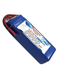 Redzone 18.5V 5000mAh 5S 25C Lipo Battery
