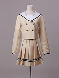 Kamen Rider Fourze Subaruboshi High School Nadeshiko Misaki School Uniform