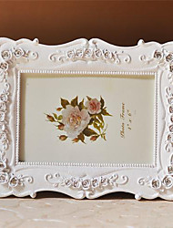 "7.75""H Contemporary Style Lucency Table Top Picture Frame"
