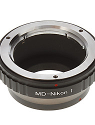 MD-Objectif Nikon 1 Camera Adapter Ring (Noir)