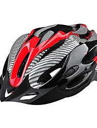 Others Men's Half Shell Bike helmet 21 Vents Cycling Cycling / Mountain Cycling / Road Cycling / Recreational Cycling EPS / PVC Red