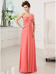 Женская элегантность Свадебный Соло плечо платье