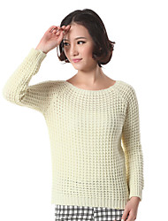 Women's Acrylic/Polyester Casual TOP OF THE TOWN