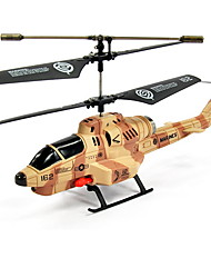 UDI U809 3.5CH RC Helicopter with Bullets (Assorted Color)