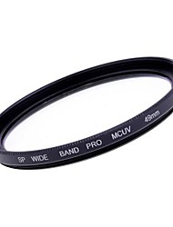 49mm Slim Multi Coated MC-UV Filter Lens