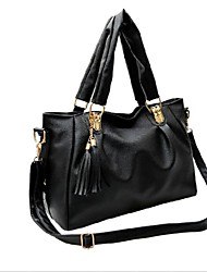 Tassel main Messenger Bag Pour Famale