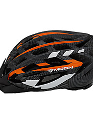 MOON Women's Men's Unisex Bike Helmet 31 Vents Cycling Cycling Mountain Cycling Road Cycling L:58-61CM M:55-58CM PC EPS