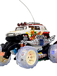 Cross-Country Monster RC Car with Light and Music