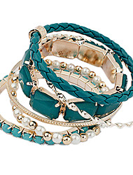 Bangles Bracelet Multilayer European Mashup bracelet