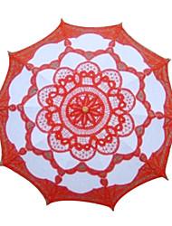Guarda-chuva Algodão Casamento/Mascarilha