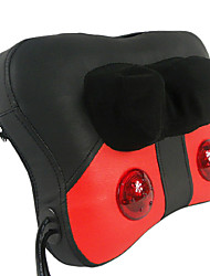 Neck,Back,Waist,Legs Kneading Shiatsu,Acupressure,Rolling,Percussion,Infrared Massage Cushion