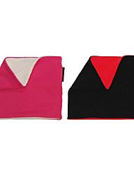 Himalaya thermische 100% Fleece-Schal (+ rosig weiß, schwarz und rot)
