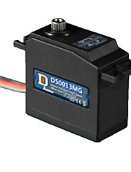BlueArrow D50013MG Metal Gear Digital Standard Servo(Plastic 90°)