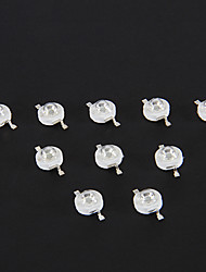 3W 210LM 440-450nm Blue Light LED-chip (3.2-3.6V, 10 stuks)