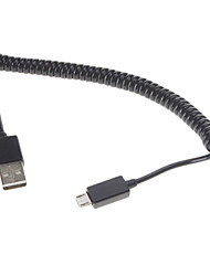 USB 2.0 Male to USB Female Rotatable Adapter CCB-196363