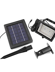 Solar Wall Ground Mount Super Bright Flood Light For SIGN/BILLBOARD/WALKWAY/BACKYARDS/SHED(CIS-57350)