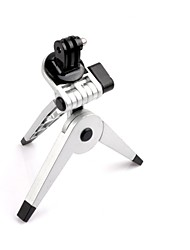 Universal Portable Tripod Stand Holder with Mount for Gopro Hero 2/3/3+
