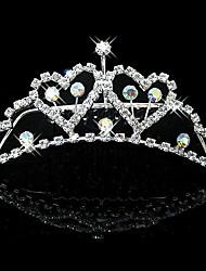 Celada Tiaras Boda/Ocasión especial Rhinestone/Cristal Mujer Boda/Ocasión especial