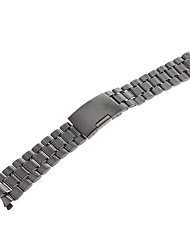 Men's Women's Watch Bands Stainless Steel #(0.068) Watch Accessories